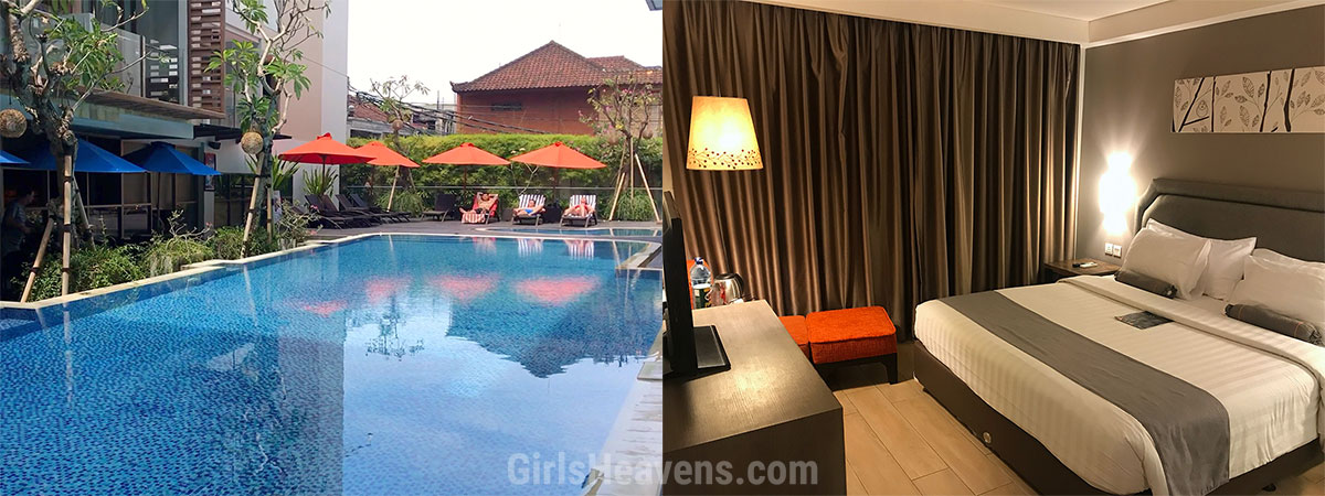 Best Hotel for Girls in Bali