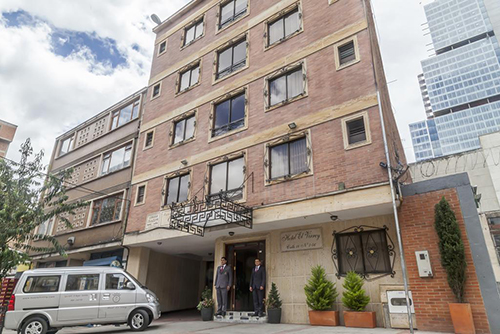 Bogota Hotel for Sex