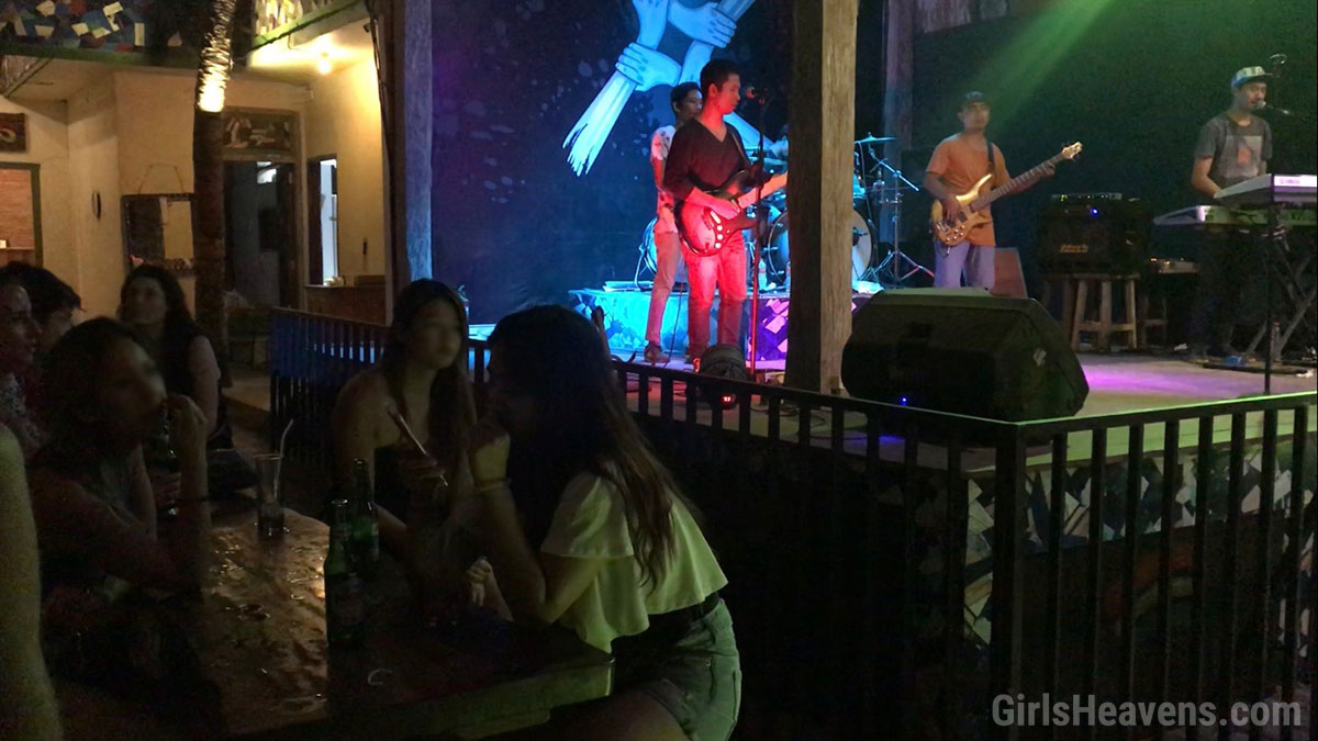 Gili Trawangan Girly Bar