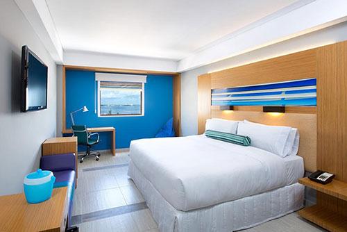 Girl Hotel in Cancun