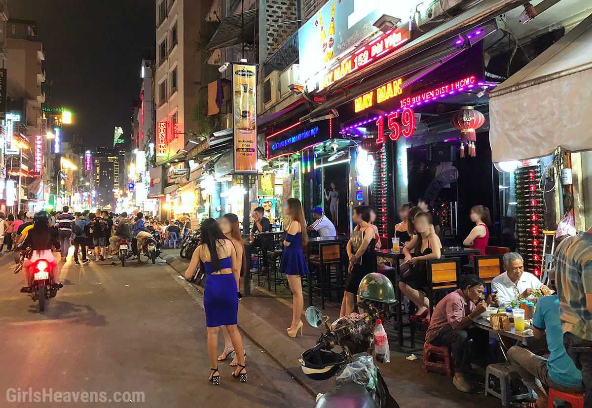 Girls for Sex in Saigon