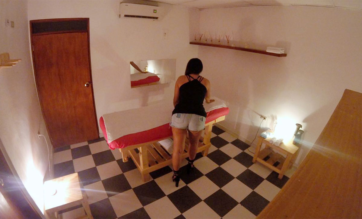 Happy Ending Massage in Cartagena