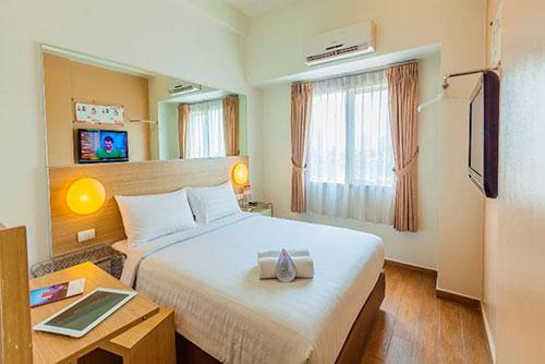 Hotel for Girls in Jakarta