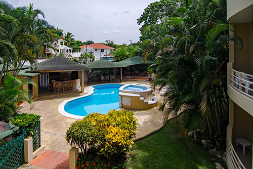 Hotel for Girls in Sosua