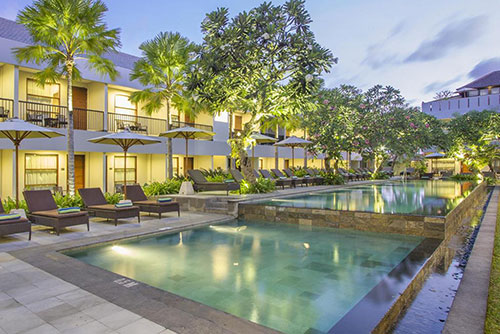 Hotel for Single Men in Bali