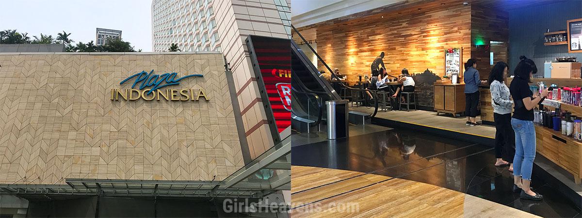 Centre Commercial à Jakarta