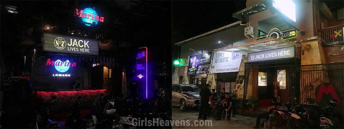 Lombok Night Clubs
