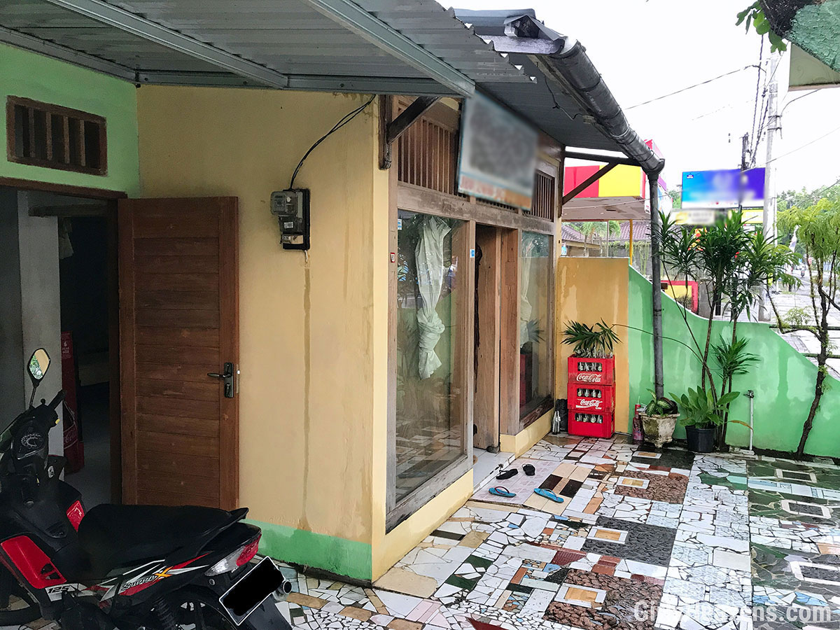 Massage Salon in Lombok