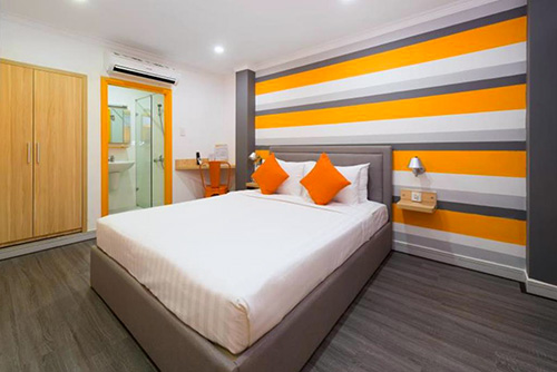 Saigon Hotel without Joiner Fee