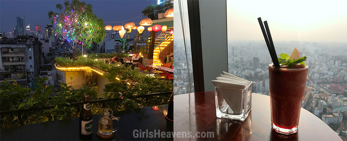 Saigon Sky Bars