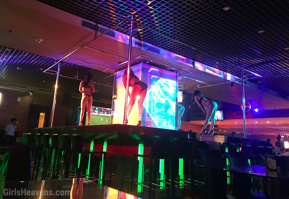 Strip Club in Jakarta