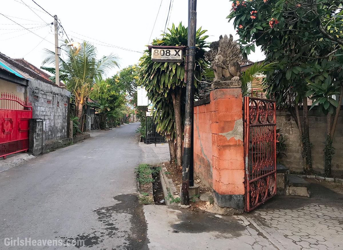 X House à Bali